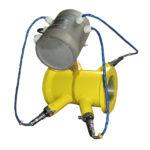 Ультразвуковой счетчик газа ГУВР-011 на давление 15 МПа